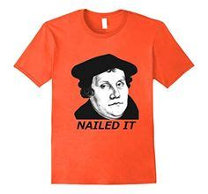 Martin Luther nailed his 95 thesis on the door